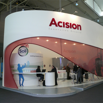 Exhibition Stand Design Ideas : Newcom ⇒ exhibition stand design contractor & builder
