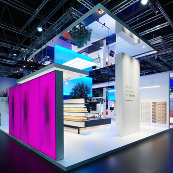 Newcom Exhibition Stand Design Contractor Builder