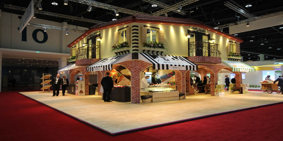 Stand design in Hungary