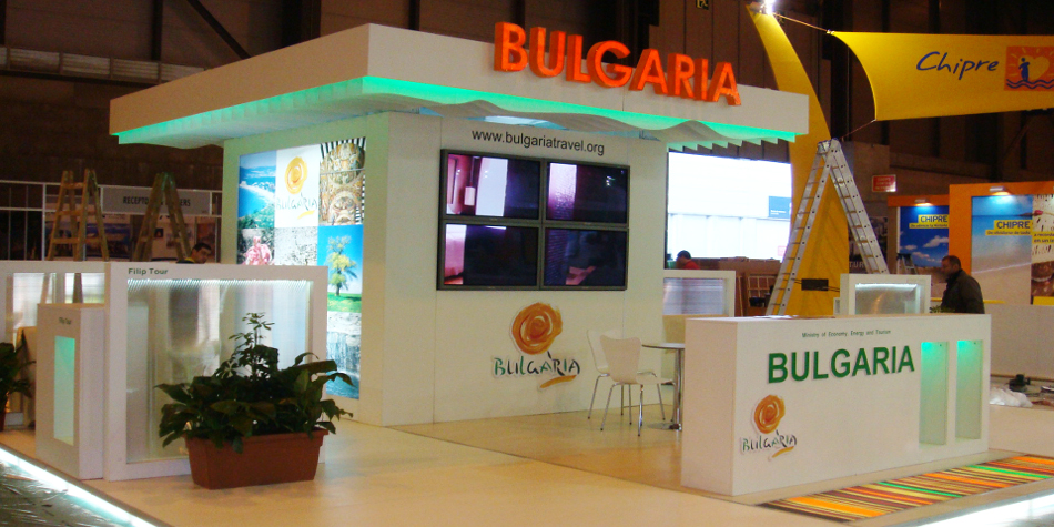 Exhibition Booth In Spanish : Newcom exhibitions ⇒ stand designer and builder in spain
