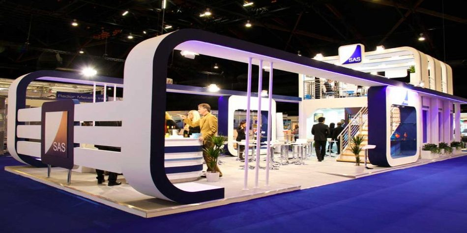 Stand design in Brussels
