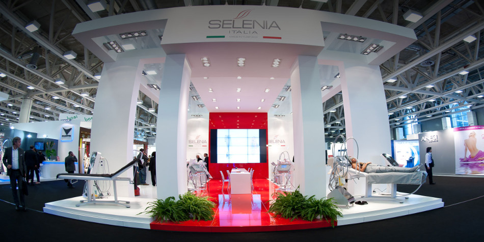Stand design in UAE
