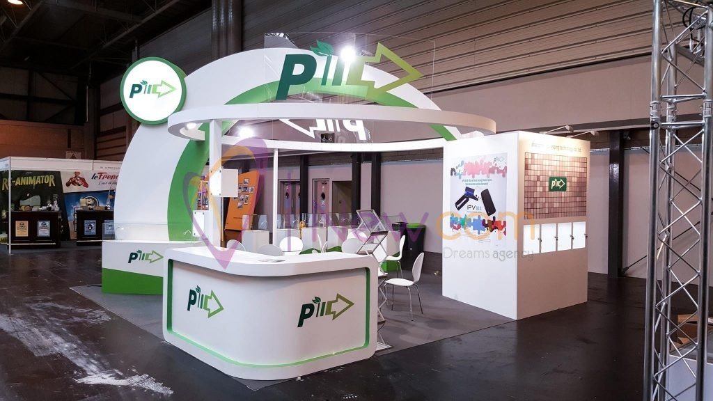 Exhibition stand design 2018 2019
